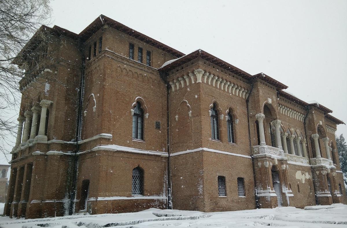 Zapada la Palatul Mogosoaia (69)