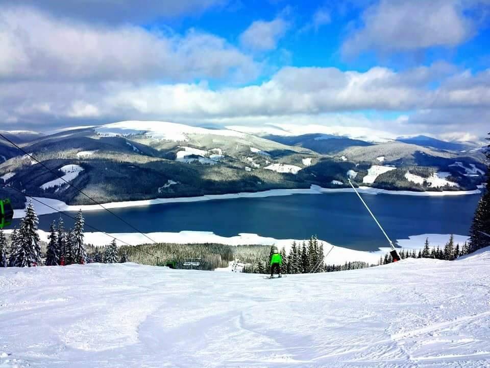 foto Transalpina Ski Resort _ soare