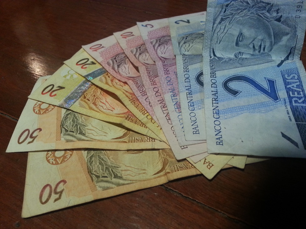 reais _ moneda braziliei