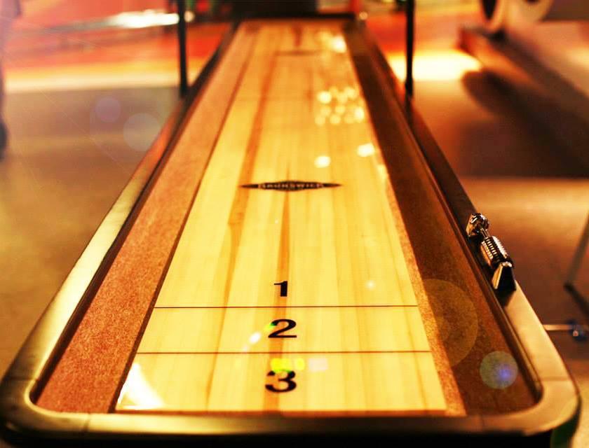 shuffleboard baneasa