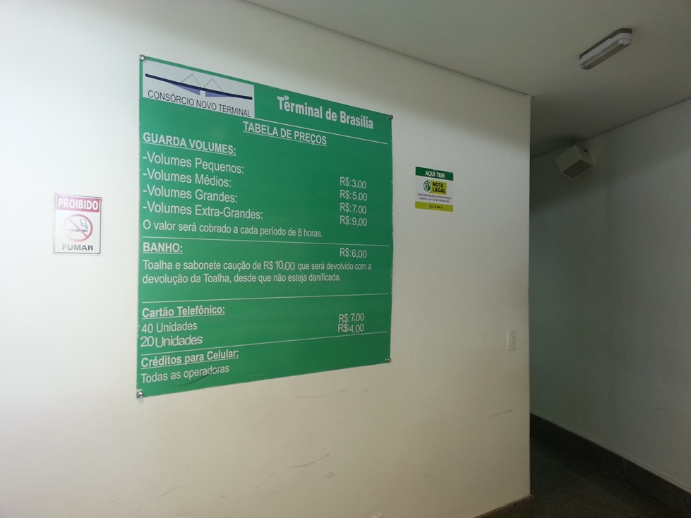 terminal de brasilia