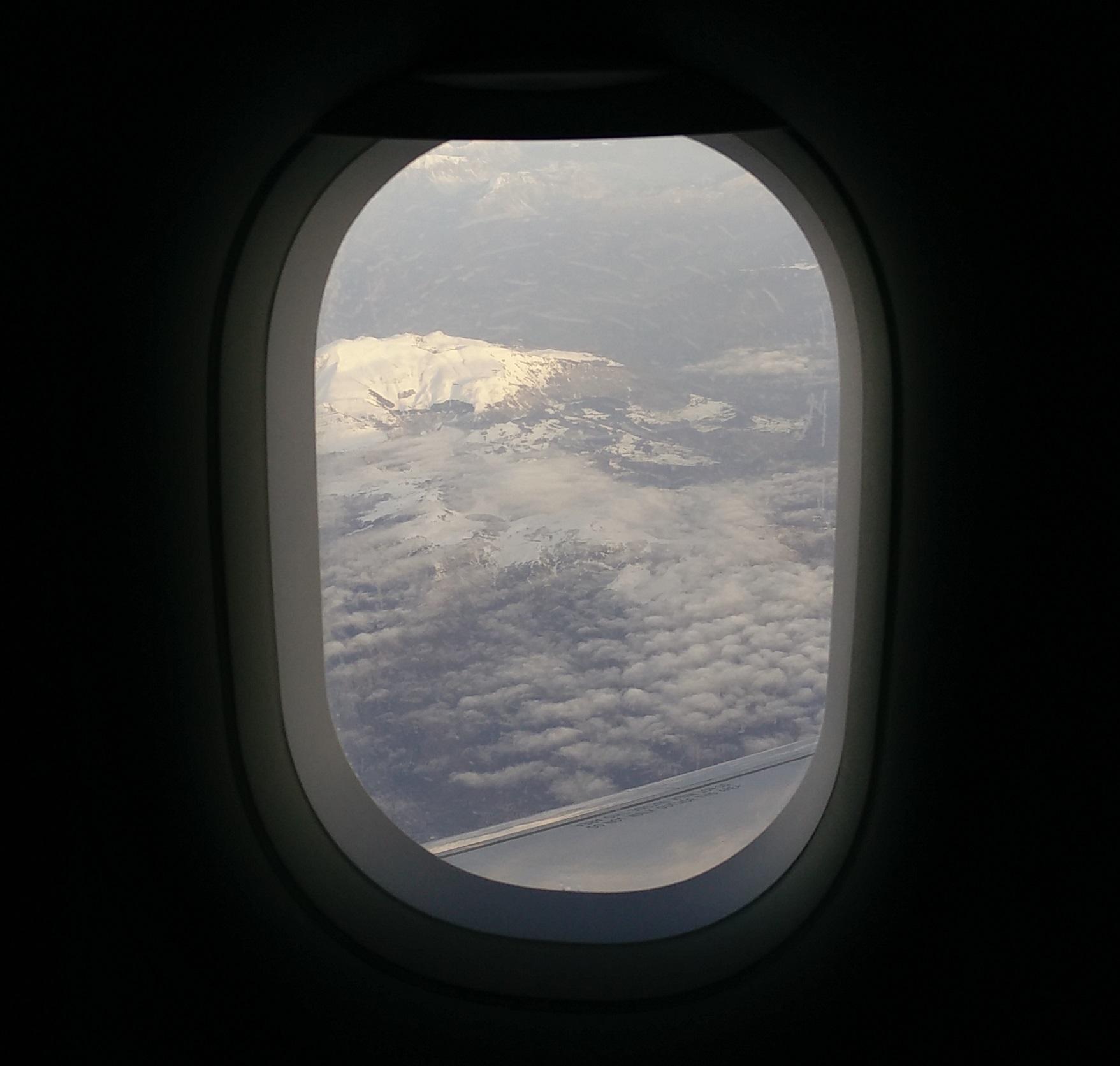 aterizare Bergamo