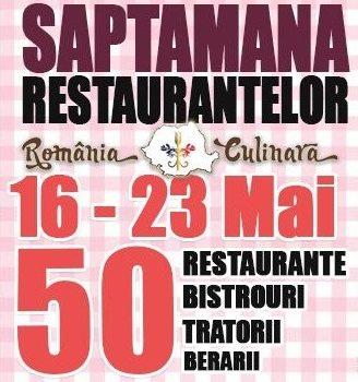 #SaptamanaRestaurantelor