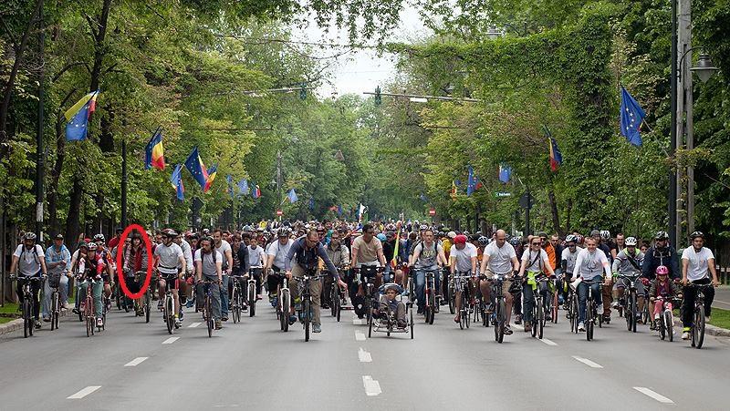 elena_protest biciclisti 10 mai 2014