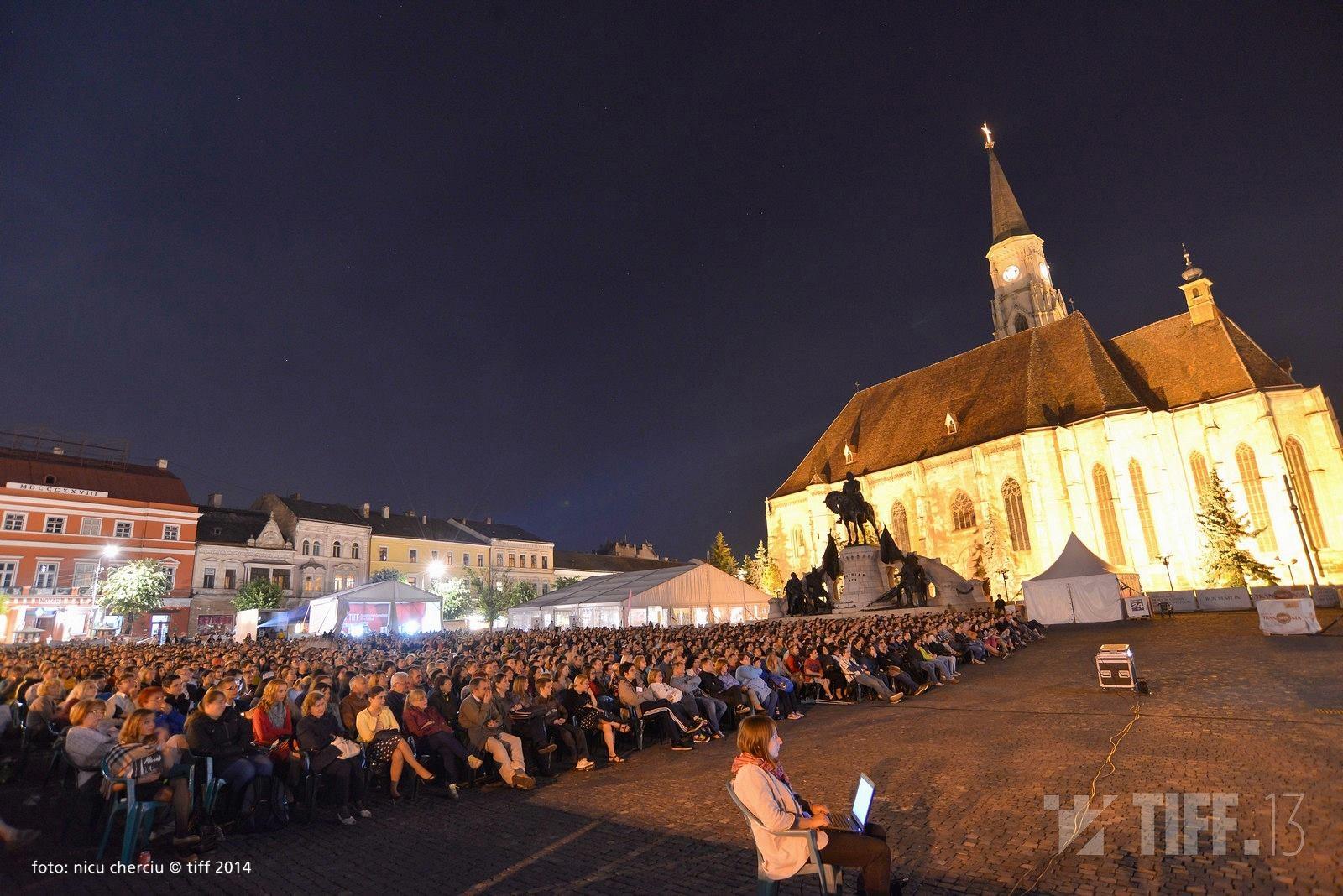 TIFF 2014 Cluj