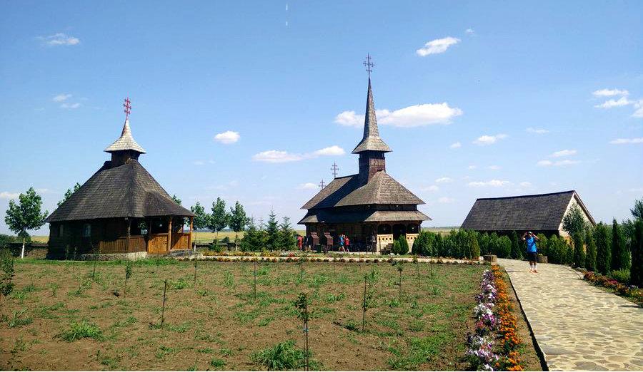 Manastirea Buna Vestire _ Malu Spart