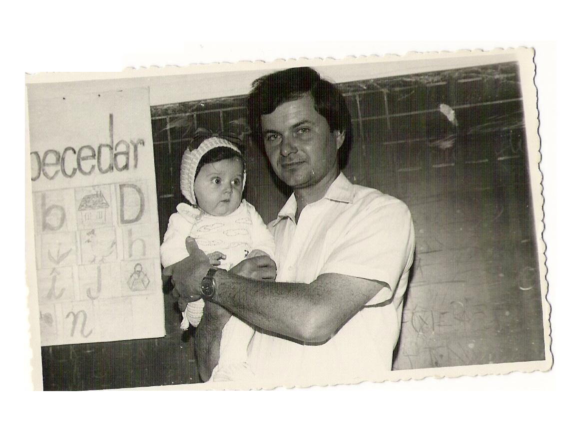 cu tata la 1 an