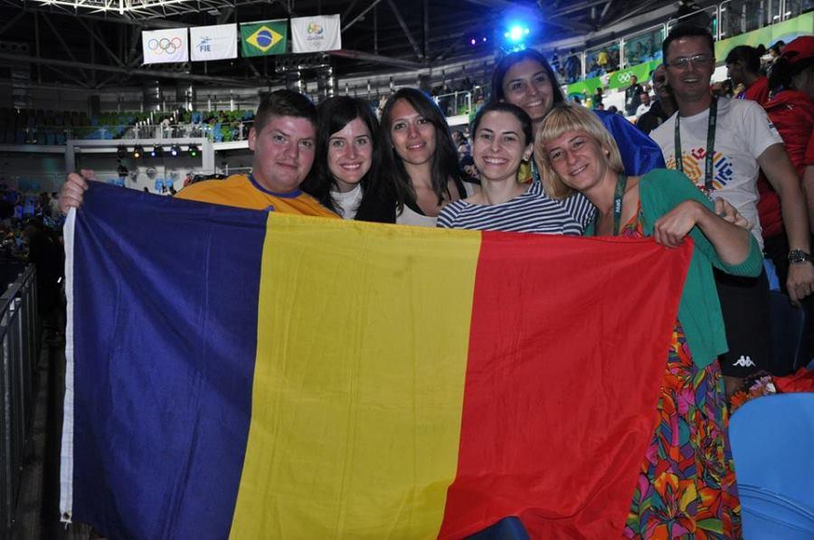 Voluntari romani la Jocurile Olimpice de la RIO 2016 (1)