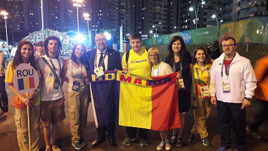 Voluntari romani la Jocurile Olimpice de la RIO 2016 (2)
