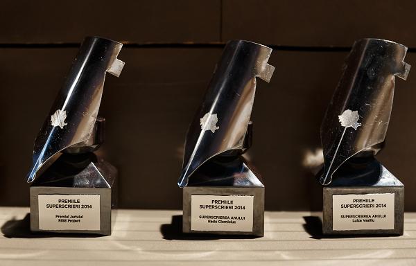 Castigatorii Premiilor Superscriei editia a IV-a