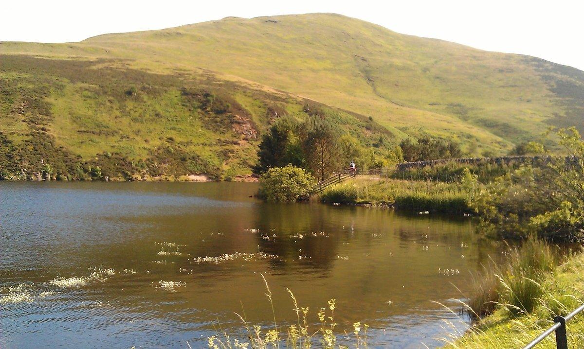 Glencorse Reservoir - Pentland Hills